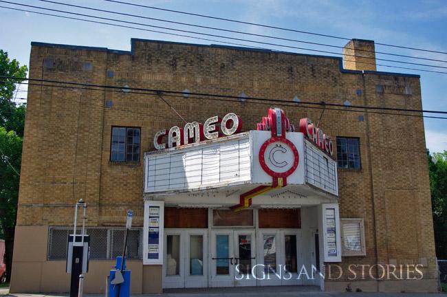 Cameo Theater in Binghamton