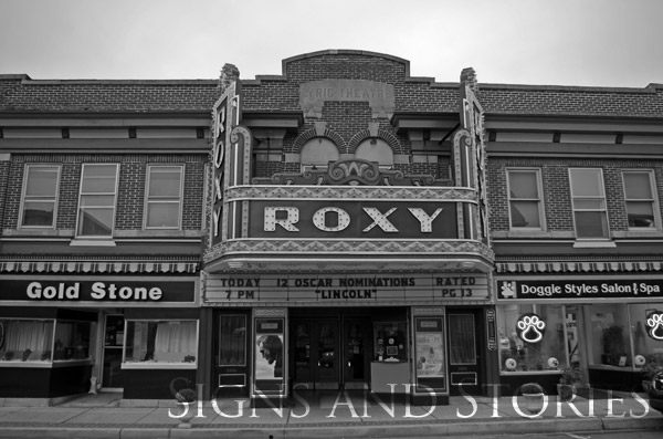 Roxy, February 2013