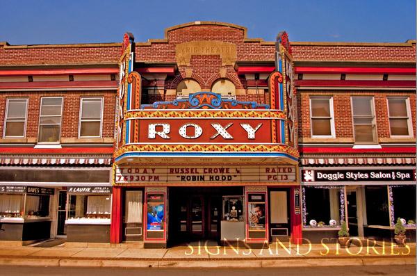 The Roxy in Northampton
