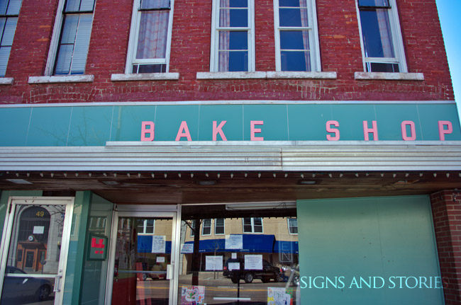 bake-shop