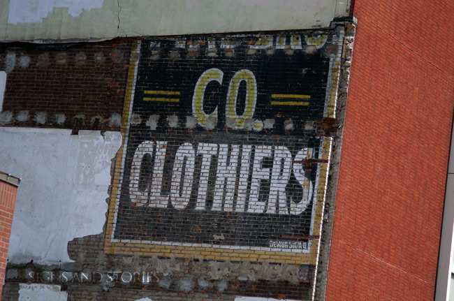 clothiers