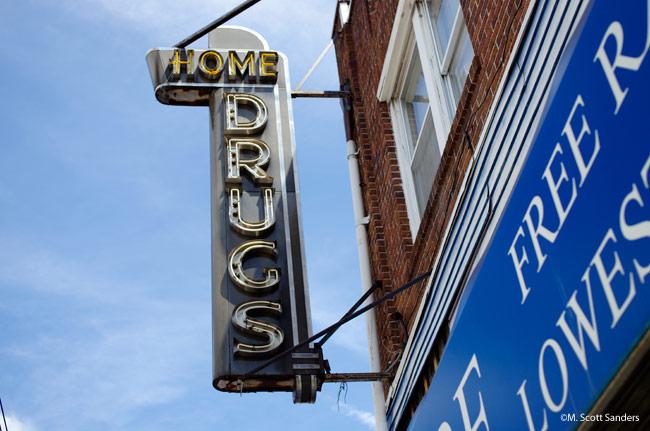 Home Drugs, Asbury Park, NJ