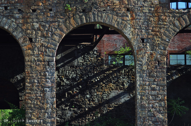 steel-arches
