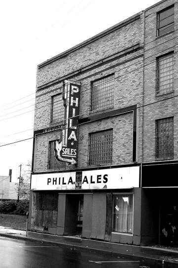 Philadelphia Sales