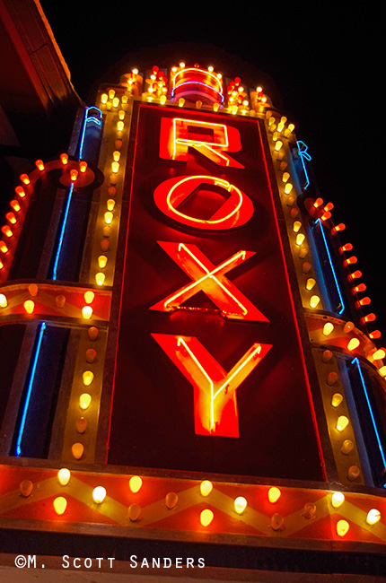 Roxy Theater, Northampton, PA