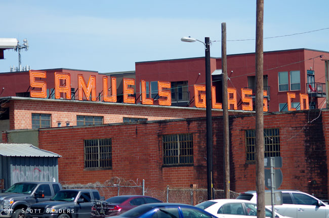 Samuels Glass, San Antonio, TX