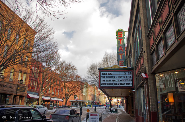 State Theater, Ithaca, NY