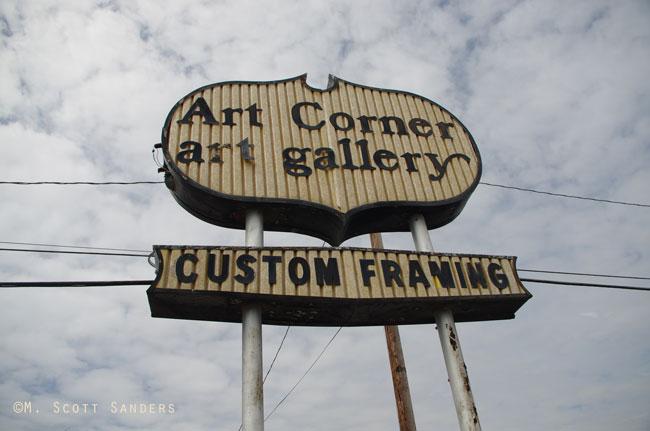 Art Corner, Universal City, TX