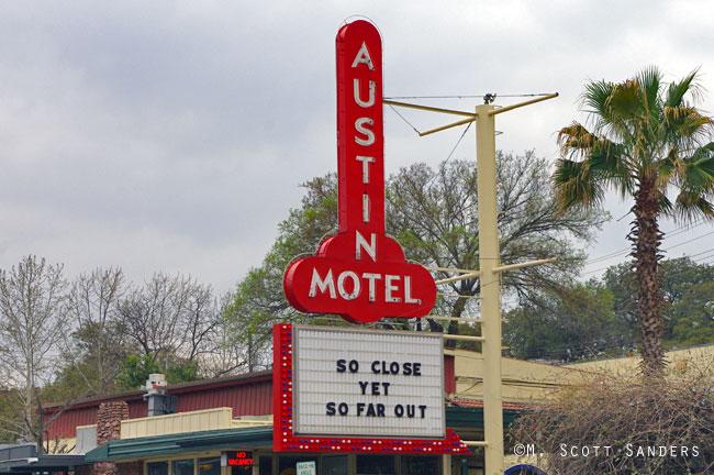 Austin Motel, Austin, TX