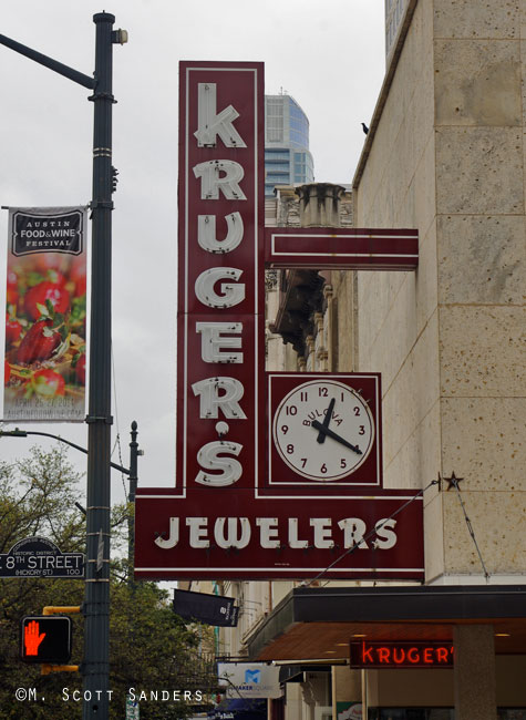 Kruger's Jewelers, Austin, TX