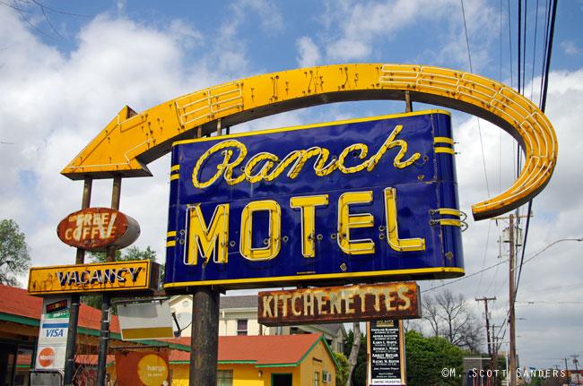 Ranch Motel, San Antonio, TX