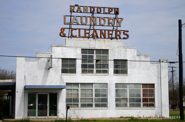 Randolph Laundry & Cleaners, San Antonio, TX