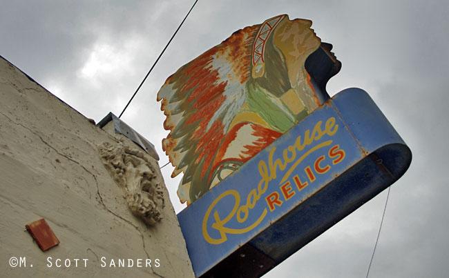 Roadhouse Relics, Austin, TX