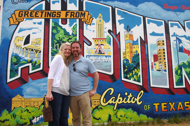The San Antonio Food and Sign Festival, Day 3: Austin Bound