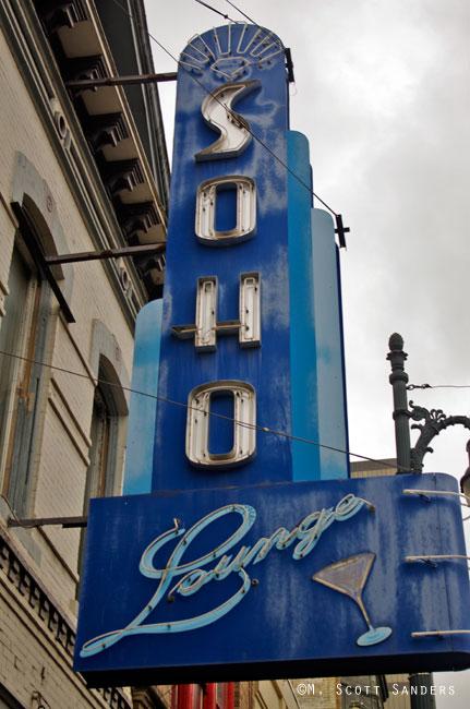 Soho Lounge, Austin, TX
