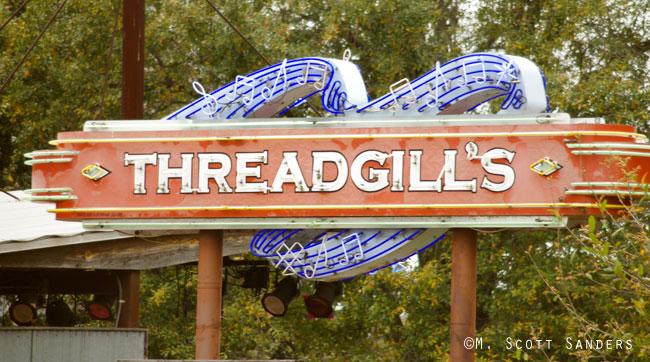Threadgill's, Austin, TX