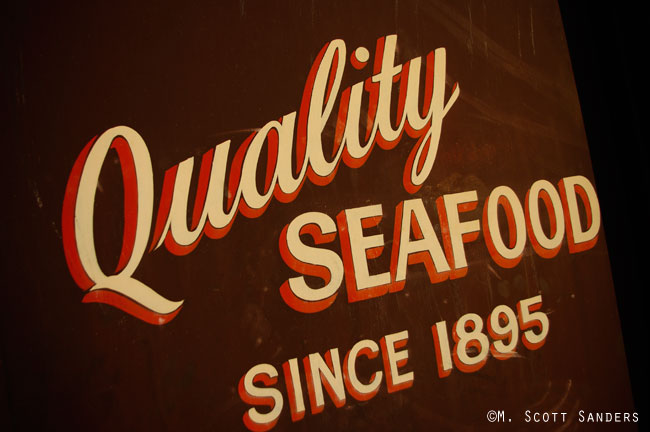 Quality Seafood, Helmrich's, Williamsport, PA