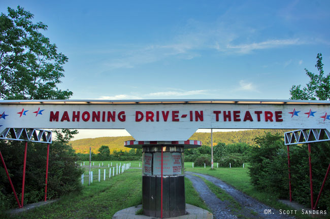 Mahoning Drive-In, Lehighton, PA