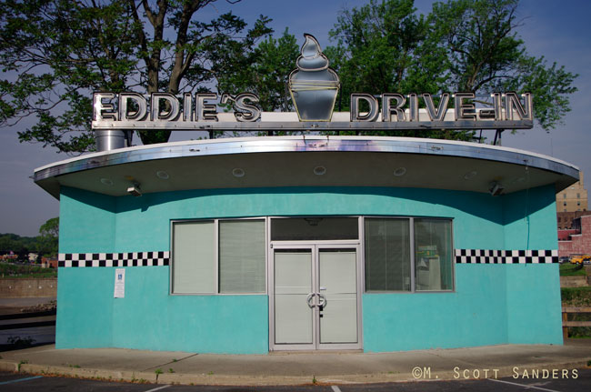 Eddie's Drive-In at 31, Phillipsburg, NJ