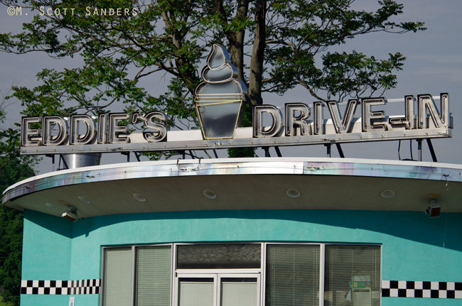 Eddie's Drive-In at 75, Phillipsburg, NJ