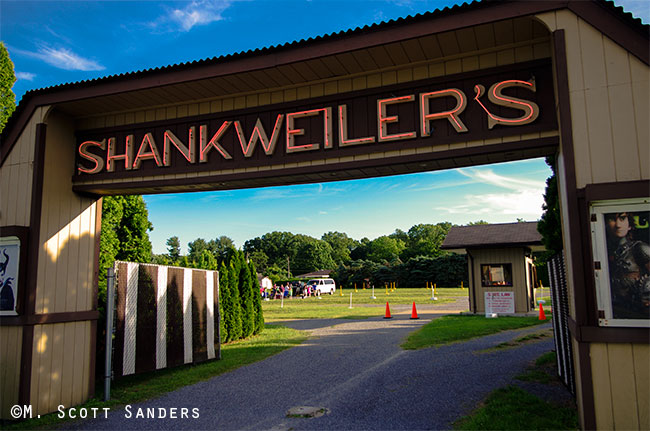 Shankweiler's Drive-In Theater, Orefield, PA