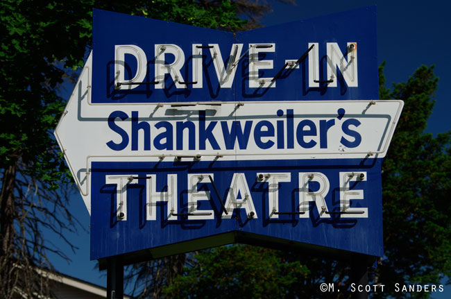 Shankweiler's Drive-In, Orefield, PA