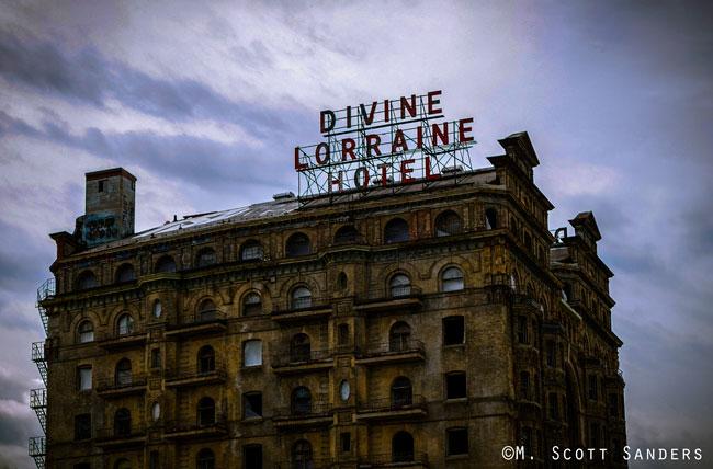 Divine Lorraine Hotel, Philadelphia, PA
