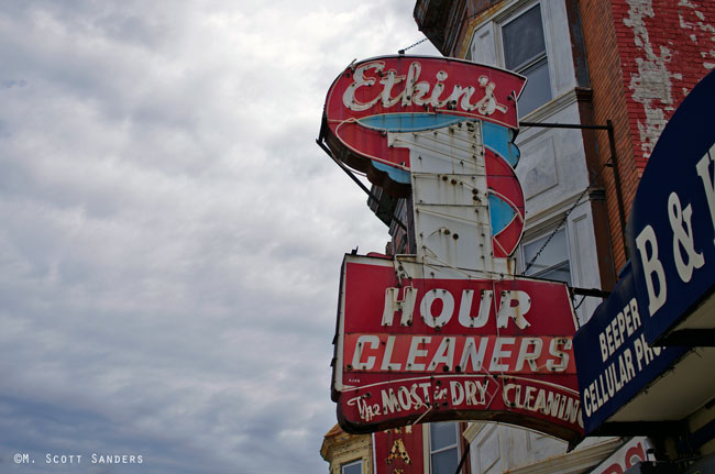 Etkin's 1 Hour Cleaners, Philadelphia, PA