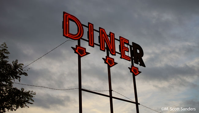 Red Oak Diner, Binghamton, NY