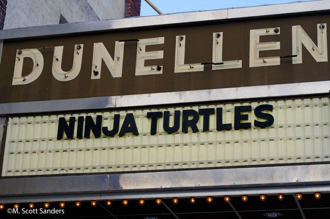 Dunellen Ninja Turtles?
