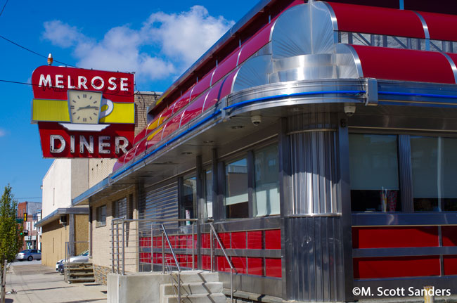 Melrose Diner, Philadelphia, PA