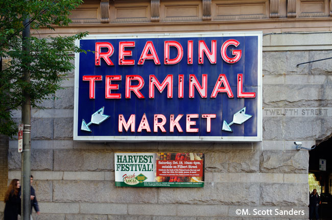Reading Terminal Market, Philadelphia, PA
