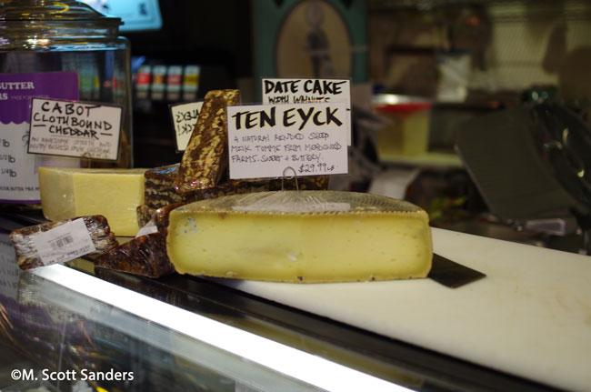 Ten Eyck Cheese