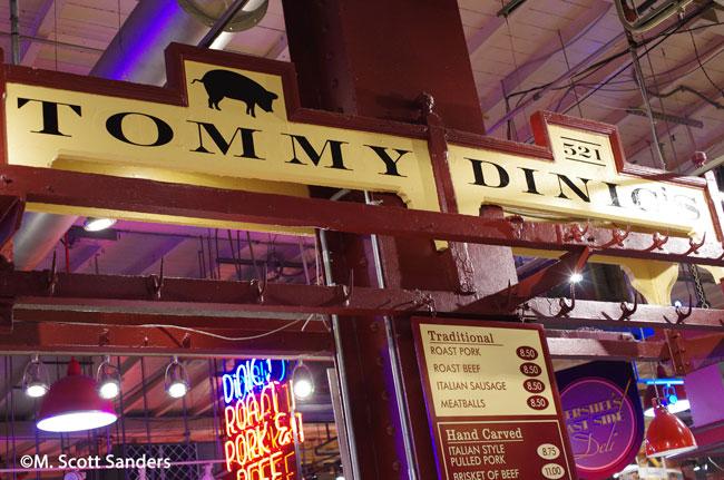 Tommy DiNic's, Philadelphia, PA