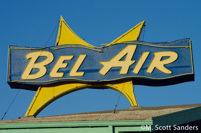 Bel Air Motel, Wildwood, NJ