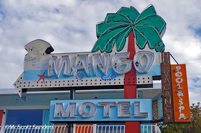 Mango Motel, Wildwood, NJ