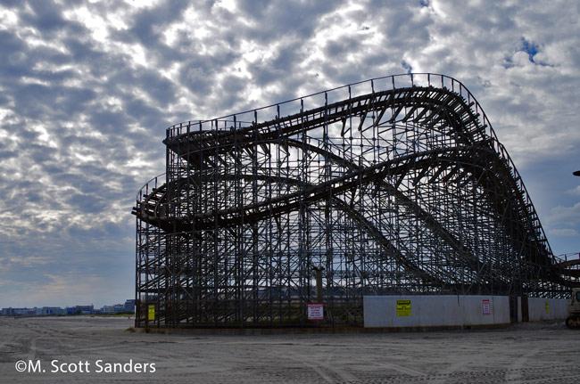 Roller Coaster, Wildwood, NJ