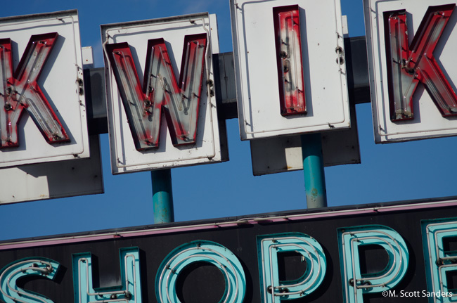 Kwik Shoppe, Shoemakersville, PA from January 2014