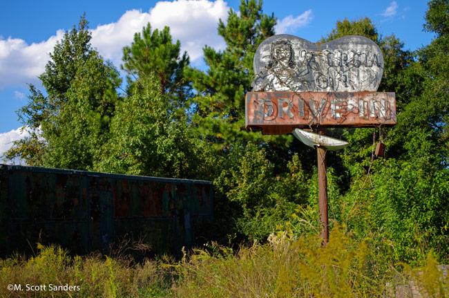 Georgia Girl Drive-In, Woodbine, GA