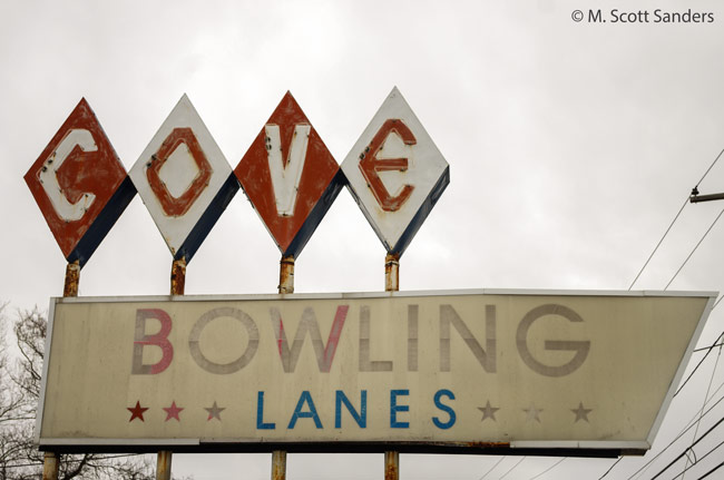 Cove Bowling Center, Stockbridge, MA