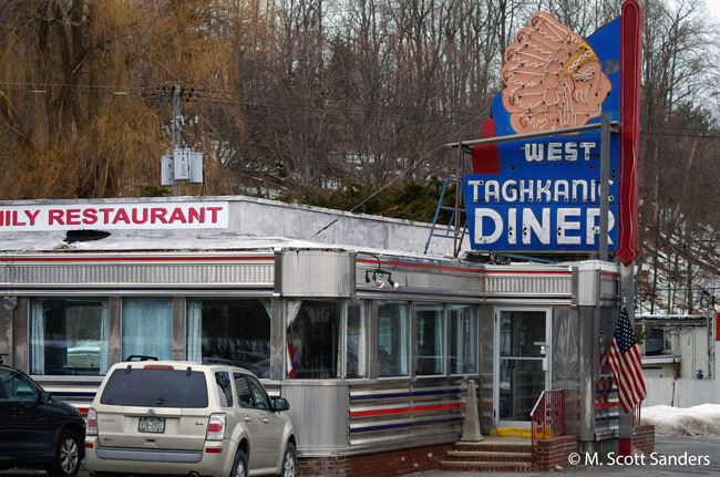 West Taghkanic Diner, Ancram, NY