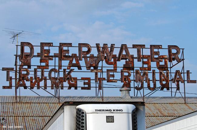 Deepwater Truck Terminal, Deepwater, NJ