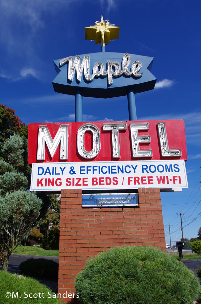 Maple Motel, Newington, CT
