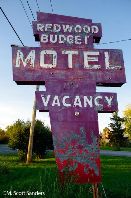 Redwood Budget Motel, Stephens City, VA