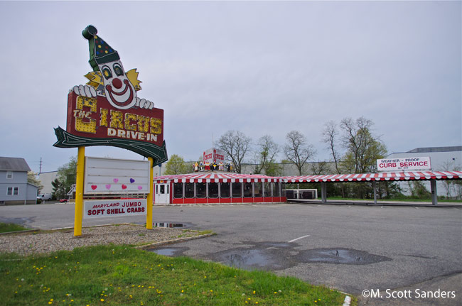 Circus Drive-In, Wall Township, NJ