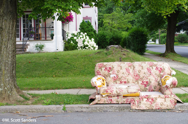Found Couch