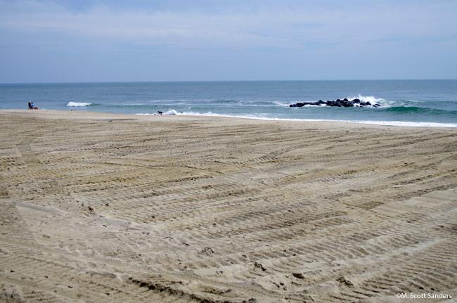 Ocean, Belmar Beach