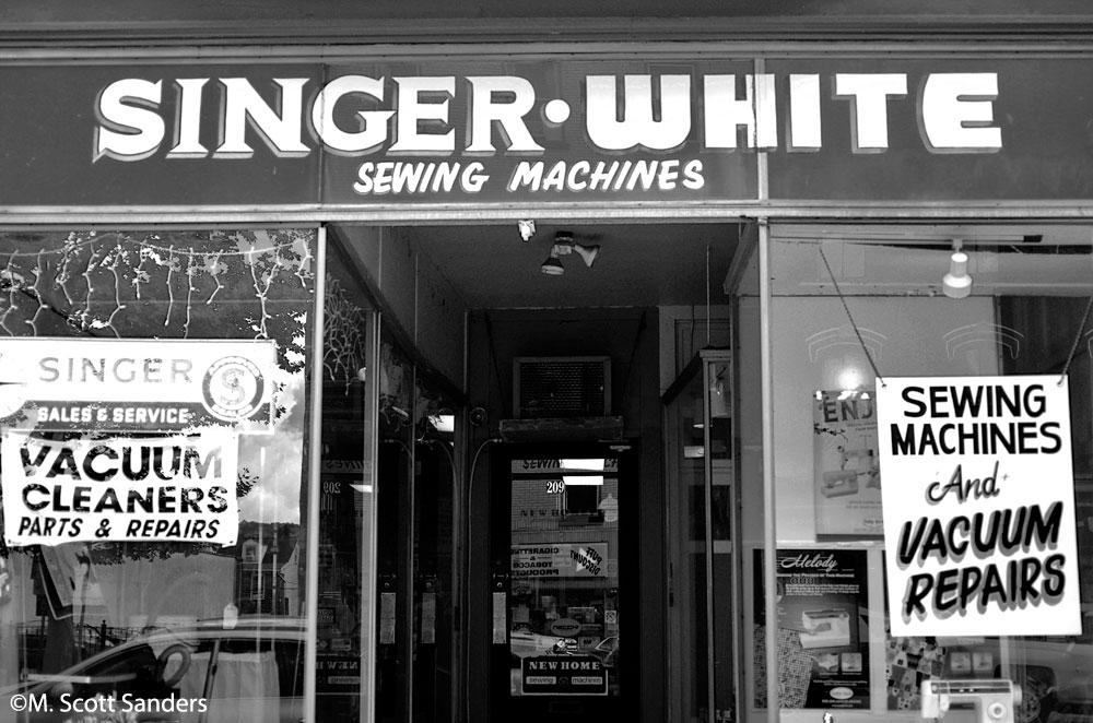 Singer-White