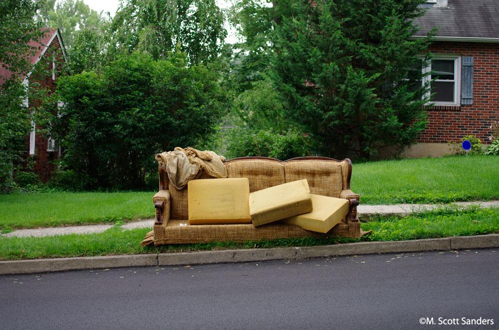 Allentown couch