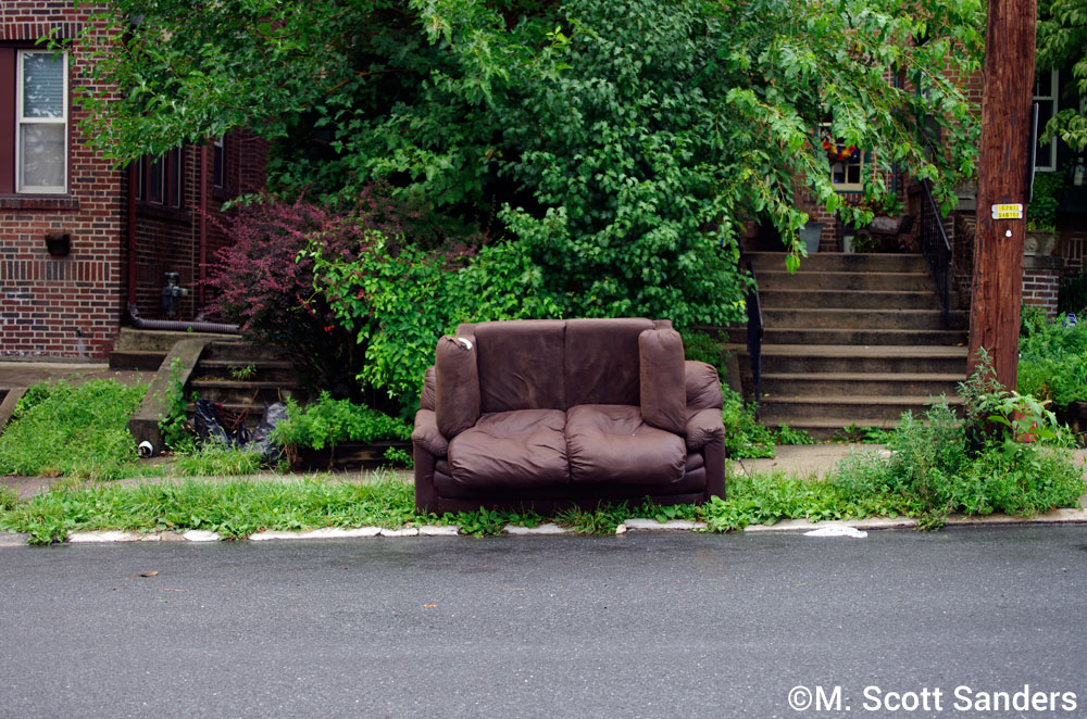 Couch on Couch Crime